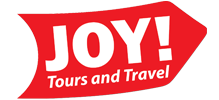 JOY! Travel Logo