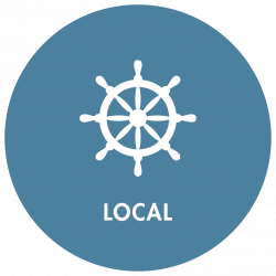 Travel Cruise Icon - Local 2