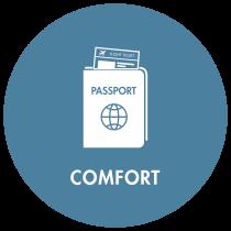 Travel Icon 2 - Comfort 3