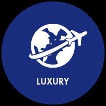 Travel Icon 3 - Luxury (circle)