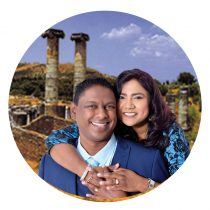 Turkey Tour with Ps Siva Moodley